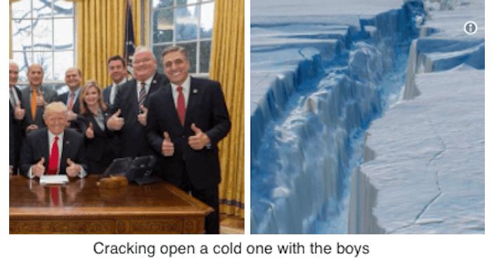 Cracking Open