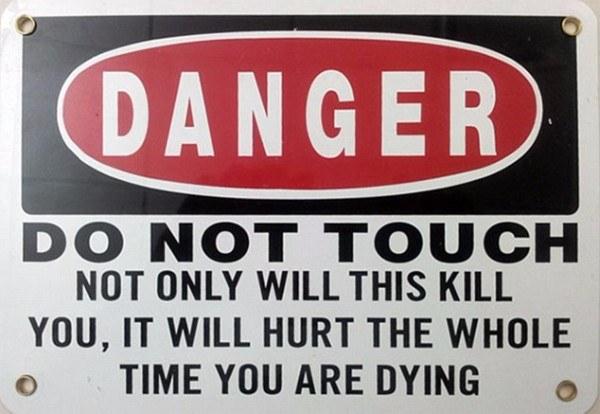 Danger Dying