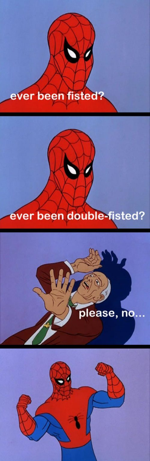 Double Fisted