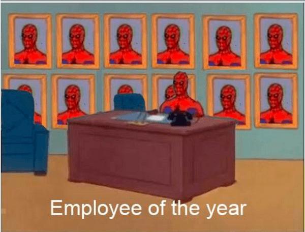 Employee Of Year