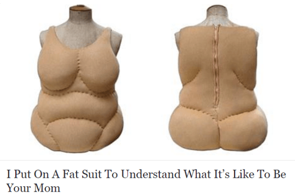 Fat Suit Funny Your Mom Jokes