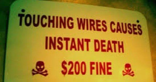 Fined For Death