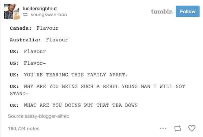 Flavor
