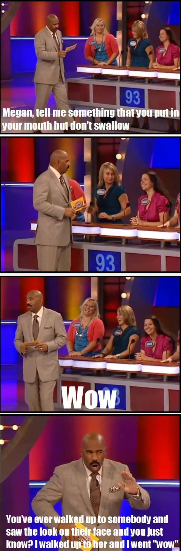 Funny Game Show Answers Steve Harvey
