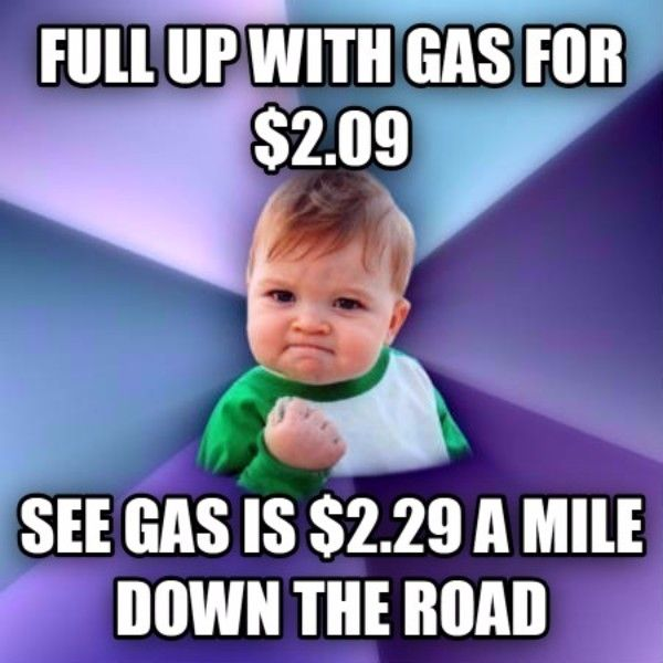 Gas Road