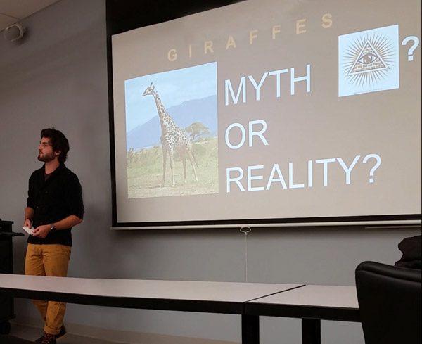 Hilarious Class Presentations