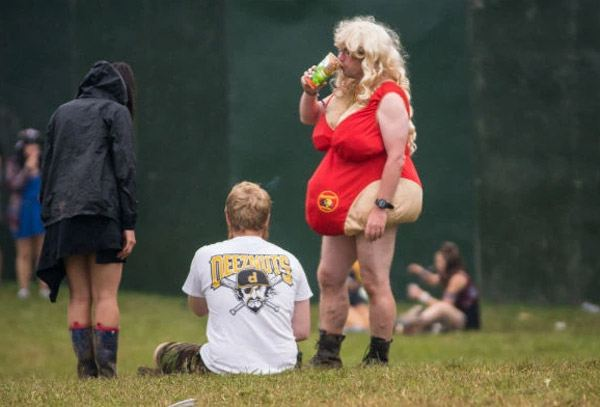 Ridiculous Summer Music Concert Pictures