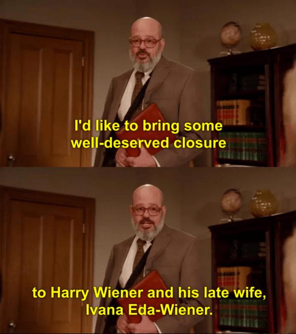 Harry Wiener