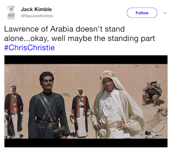 Chris Christie At The Beach Memes