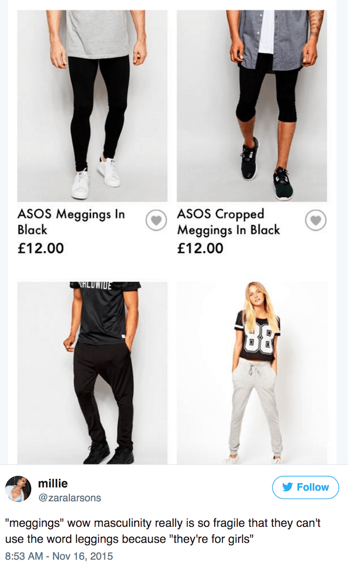 Meggings