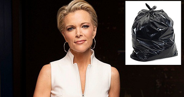 Megyn Kelly Garbage Bag