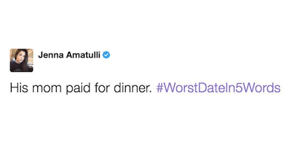 Mom Paid Dinner