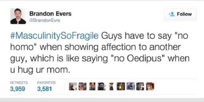 No Oedipus