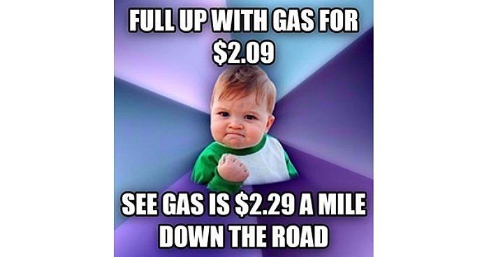 Og Gas Road