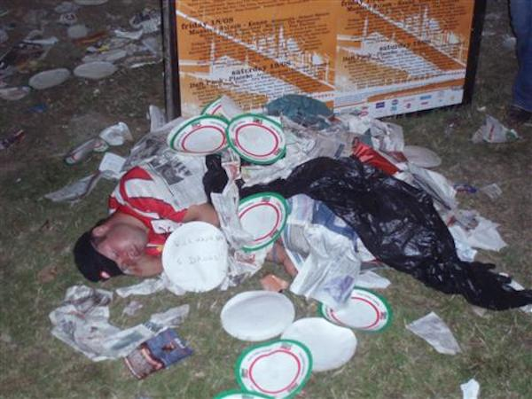 Absurd Pictures From Summer Festivals