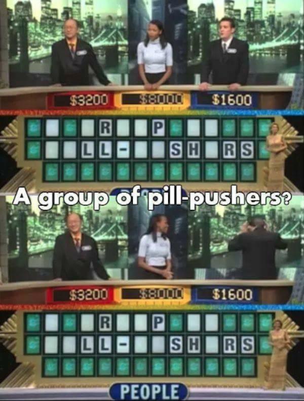 Pill Pushers