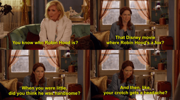 Funny Unbreakable Kimmy Schmidt Quotes