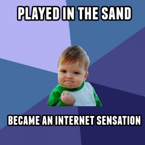Perfect Succes Kid Memes Sensation
