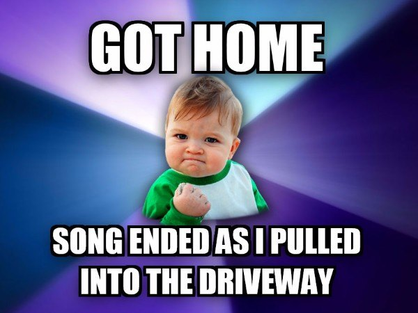 Song In Driveway