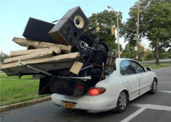 Moving Fails Stereo