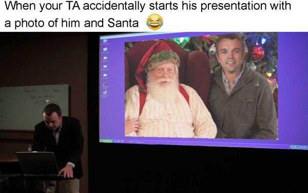 Ta And Santa