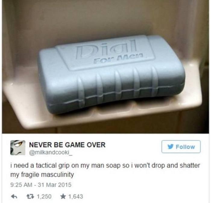 Tactical Grip Soap