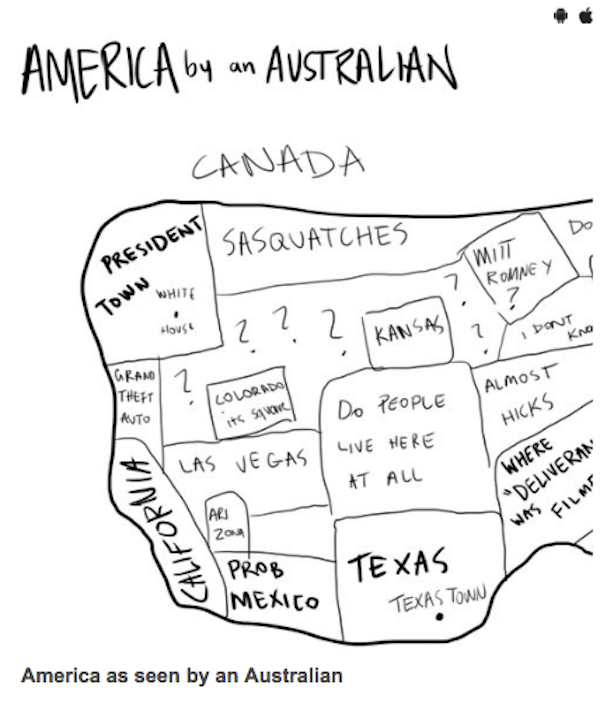 Tumblr Burns America By Australia