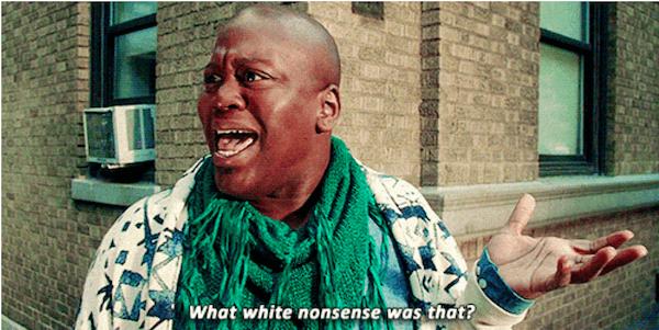 White Nonsense