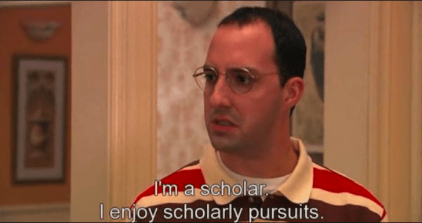 Arrested Development Quotes Scholarly Pursuits