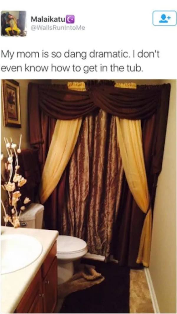 Ridiculously Extra Parents Bathroom
