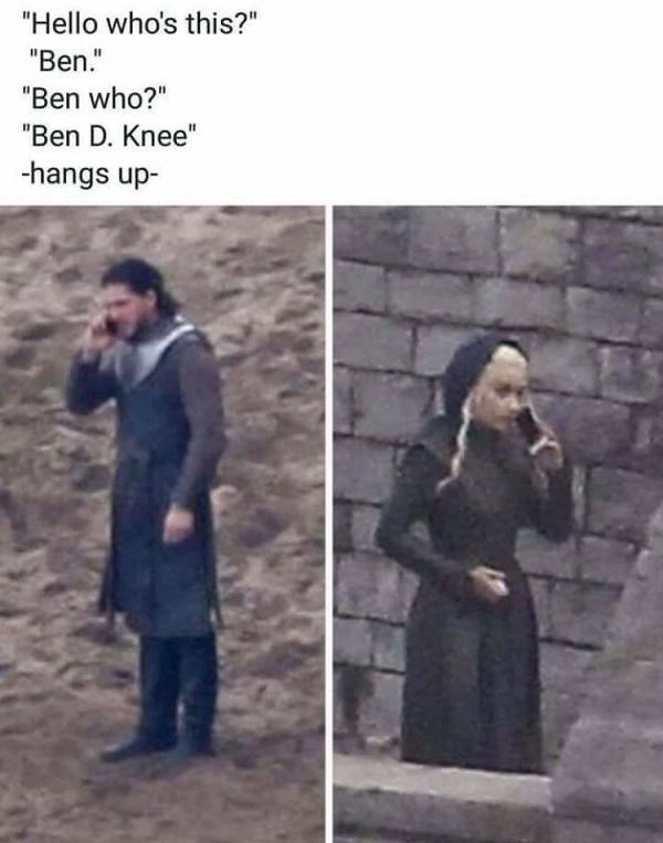 Ben D Knee