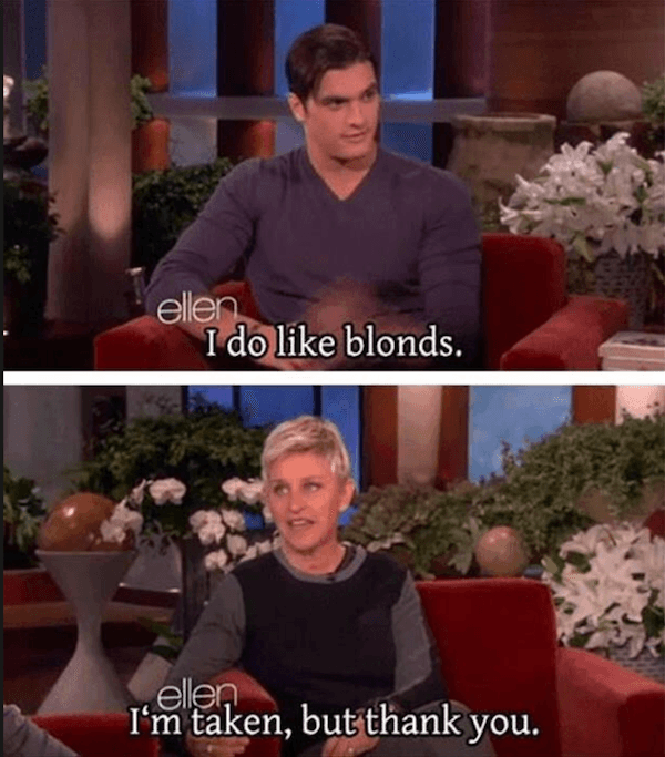 Funny Moments From The Ellen DeGeneres Show