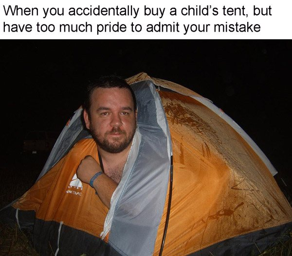 Childs Tent