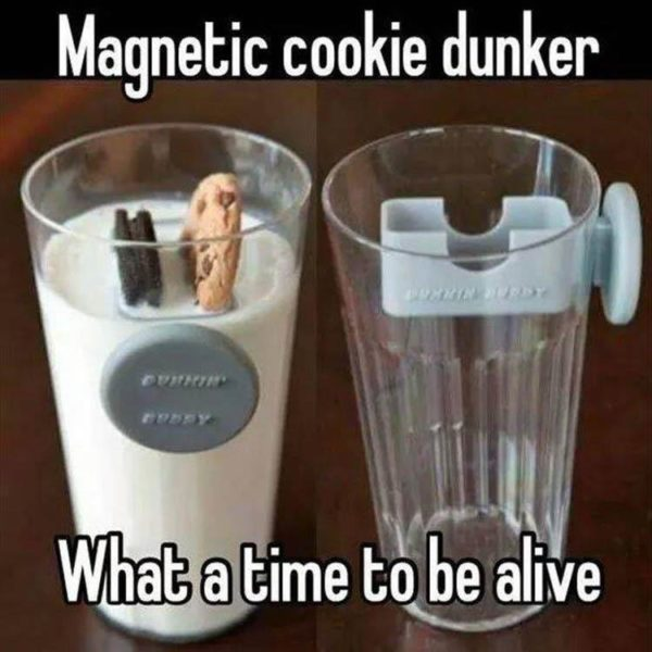 Truly Amazing Times Cookie Dunker