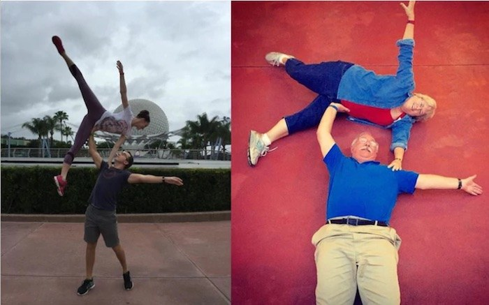 Truly Extra Parents Copycat