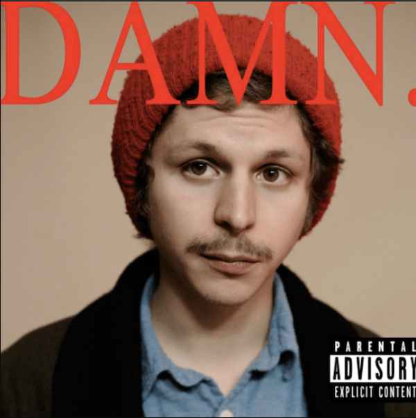 Michael Cera Album Covers Damn