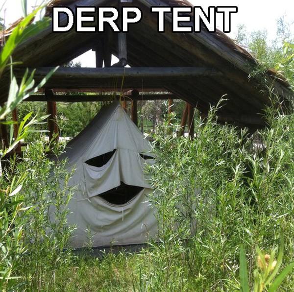 Derp Tent