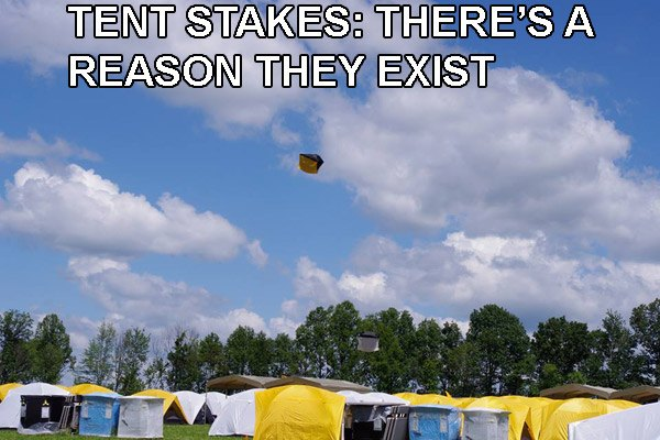 Fly Tent