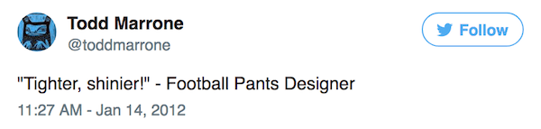 Football Pants Designer