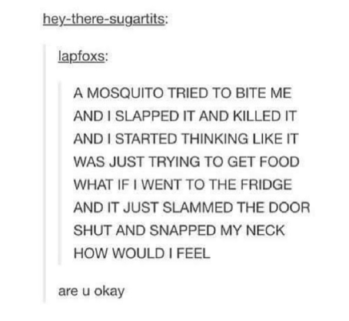 Fridge Death