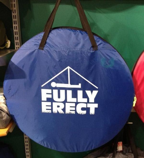 Fully Erect