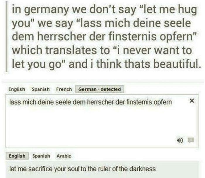 Poetic Tumblr Posts German Poetry