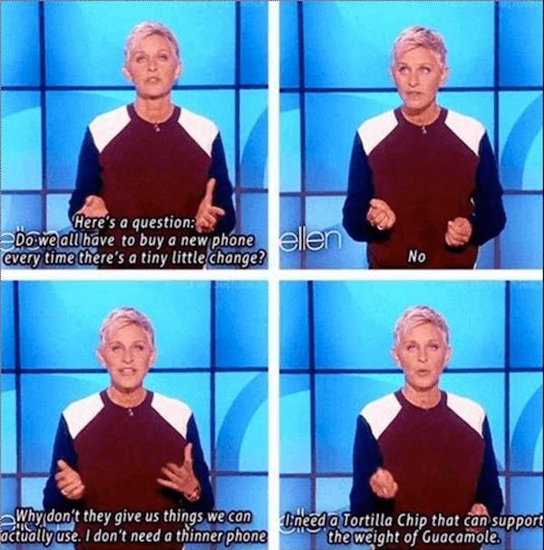 Ellen On Guacamole