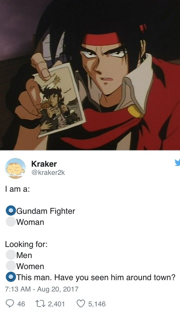 Gundam Fighter