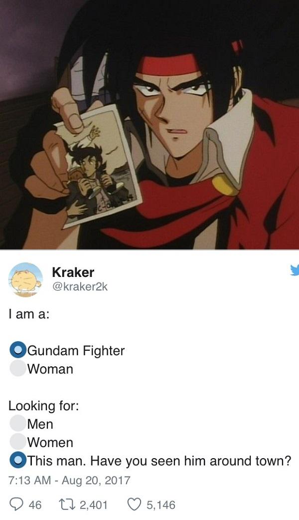 Gundam Fighter