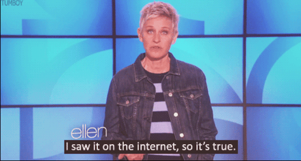 Hilarious Ellen DeGeneres Quotes