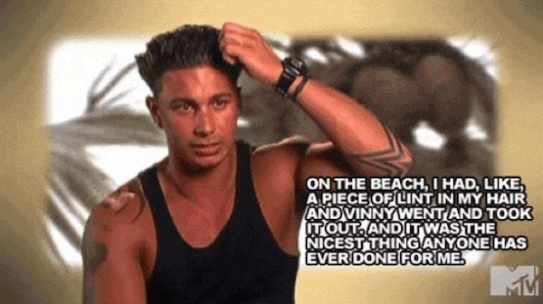 Hilarious Quote From Paulie On The Jersey Shore