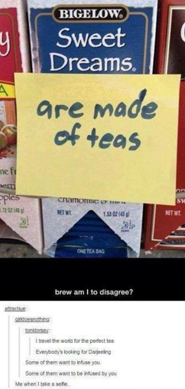Made Of Teas