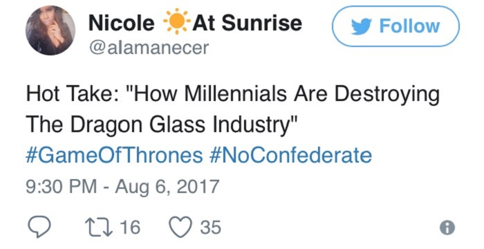 Millennials Destruction