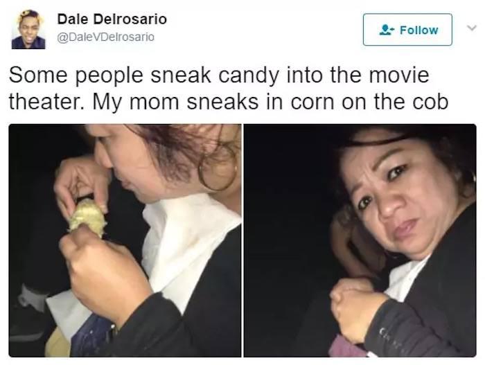 Movie Corn